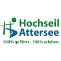 Hochseilgarten und Tippidorf Attersee